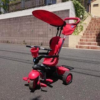 スマートトライク◆三輪車◆日除け付き