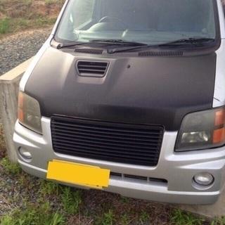 Az ワゴン MT ターボ K6A