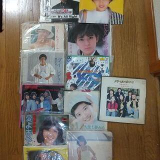 懐かしの昭和レコード  11枚セット