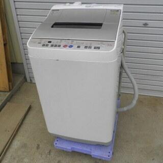 シャープ  全自動電気洗濯乾燥機 5.5㎏  ES-TG55H2...