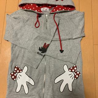 【Disney】ミニーマウスパーカー Mサイズ