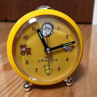 バザールでござーる 置き時計 未使用 値下げ