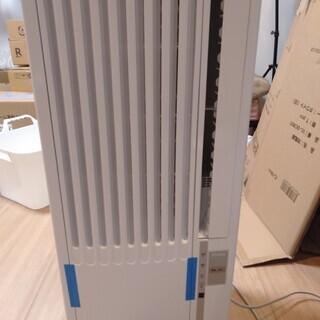 ハイアール 窓用エアコン(冷房専用・おもに4~7畳用 ホワイト)