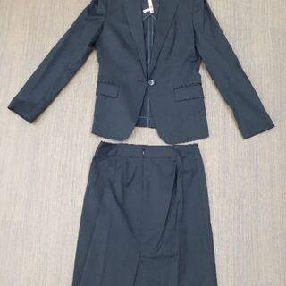 【ワールド/アンタイトル】 女性用Mサイズ スカートスーツ 上下...