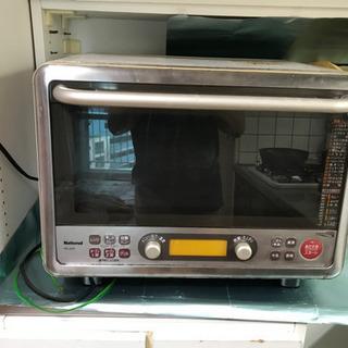 オーブンレンジ National NE-J520 2003年購入