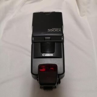 Canon スピードライト 550EX