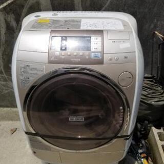ドラム型洗濯機 - 家電