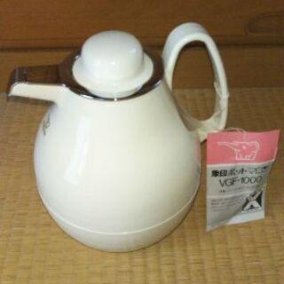 昭和時代物レトロで未使用‼象印ポットマロン