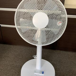 お取引中 扇風機 ユアサ 2019年製 リモコン付きです(^^)