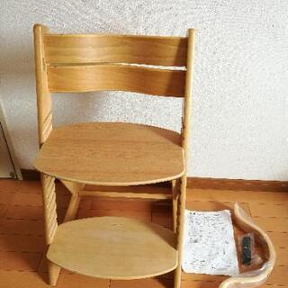 ハイチェア ベビーチェア 木製