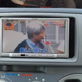 装備充実 H17シエンタ ナビ・地デジ・バックカメラ・ETC 車検無 − 栃木県