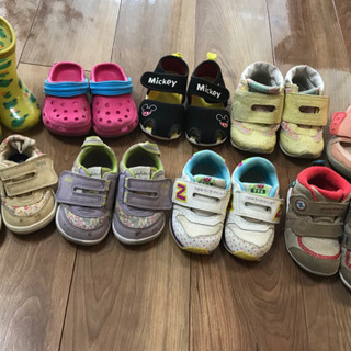 子供靴 12〜14.5cm   全9足