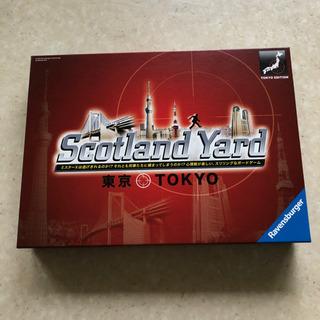 スコットランドヤード 東京 ボードゲーム