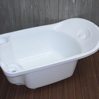 stp-0219 ベビーバス 新生児用 ホワイト 沐浴用 シンク...