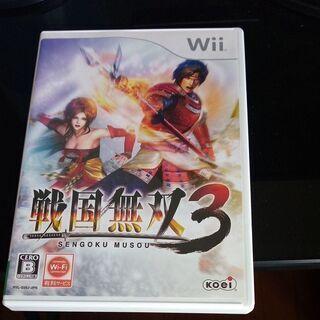 全国送料無料!戦国無双3 任天堂 Wii ソフト