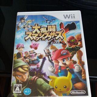 全国送料無料!任天堂 Wii 大乱闘スマッシュブラザーズX ソフト