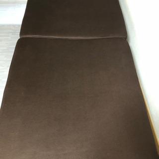アイリスオーヤマ折りたたみベッド