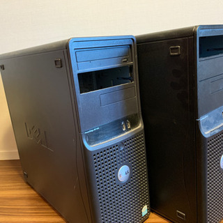 DELL PowerEdge SC430 SC440セット…