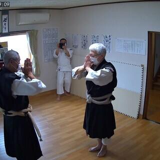 少林寺拳法で体と心を強くしませんか