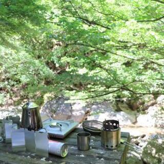 アウトドアコーヒー(山陰+お隣県「島根、岡山、兵庫」)