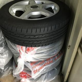 ブリヂストン普通タイヤ 4本 195/60/R15