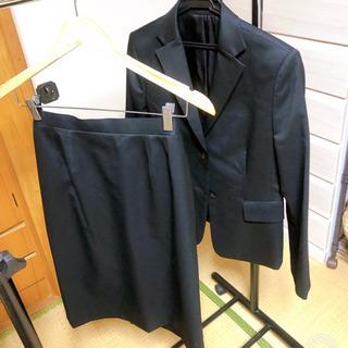 お値下げ!スーツ(黒) 2点セット リクルート