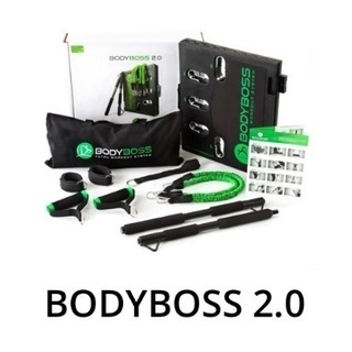 【値下げ】BODYBOSS 2.0 グリーン