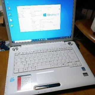 東芝 Windows10 ノートパソコン すぐ使えます 整備済 ...