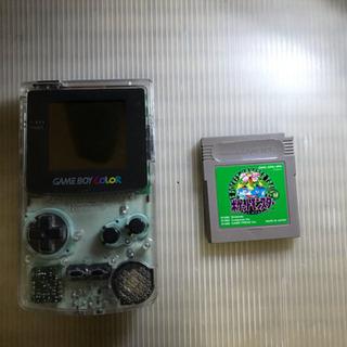 ☆☆ゲームボーイカラーとポケモン緑セット【値段交渉承ります!】