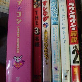DVDまとめ売りセット