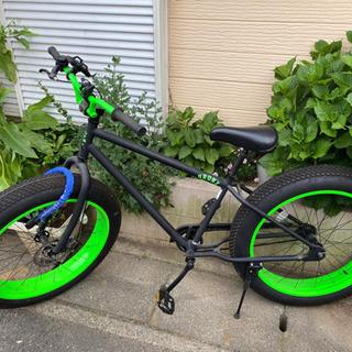 自転車 BMX  ブロンクス ファットバイク