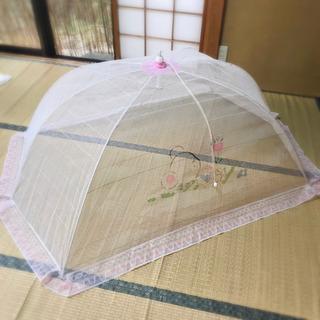 日本製ベビーワンタッチ蚊帳