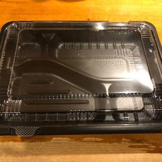 使い捨てお弁当箱(50セット蓋付き)