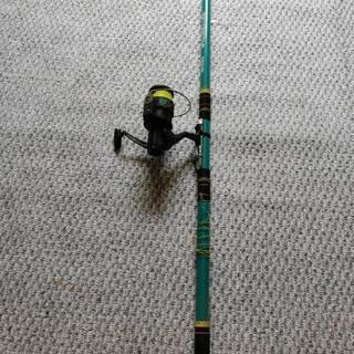 投釣り竿 全長390mc〔200609/O〕