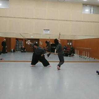 殺陣教室(福岡)