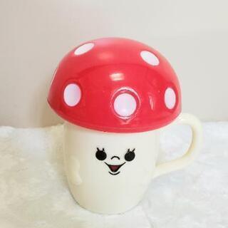 キノコ マグカップ