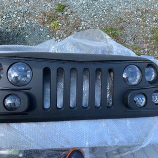 Jeep ラングラー  ジープ  グリル LED