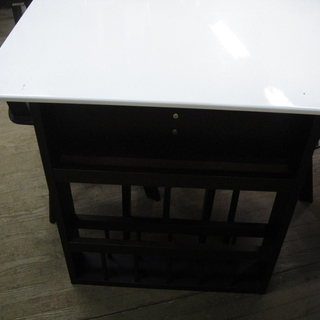 伸長式 ダイニング4点セット テーブル・回転式チェア✕2・ベンチチェア 食卓セット  - 札幌市