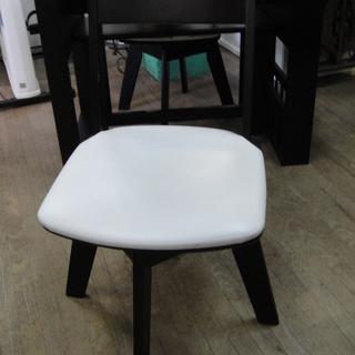 伸長式 ダイニング4点セット テーブル・回転式チェア✕2・ベンチチェア 食卓セット  − 北海道