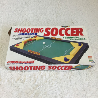 シューティングサッカー
