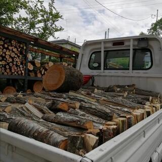薪ストーブ用 広葉樹 配達します