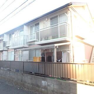 【マーベラス一橋105号室】小平市2DK!契約金は8万円!!