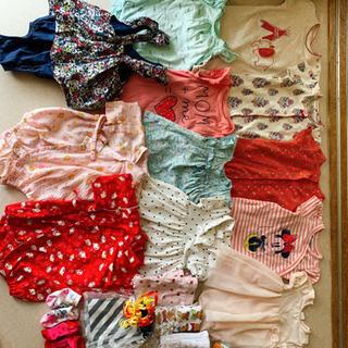 美品♡女の子ベビー服♡ほぼ70サイズ