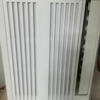 窓枠付コイズミ窓用エアコン