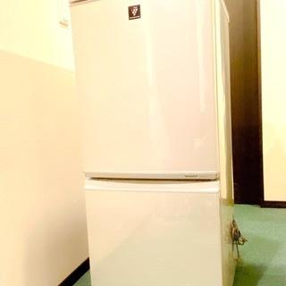 【終了しました】シャープ 冷蔵庫 お譲り致します。