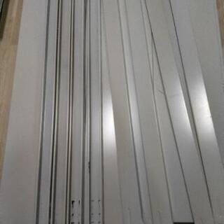 スチールラック 2段 H120×W125.5×D91