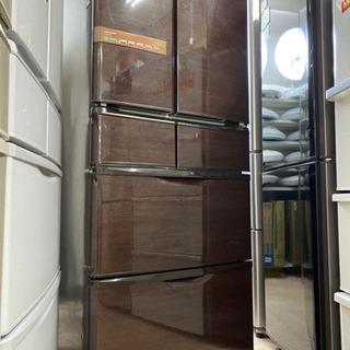 安心の6ヶ月保証付!465L 6ドア冷蔵庫【トレファク町田…