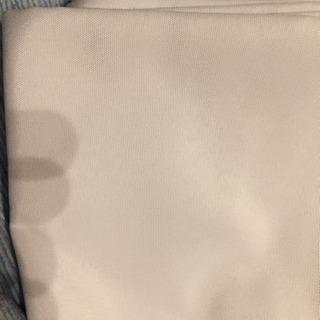 テーブルクロス ホワイト 白い布 - 家具