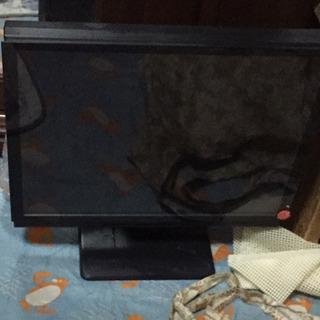 IODATA製のパソコンモニター20インチ