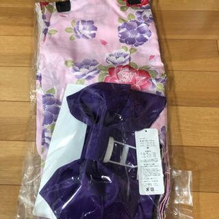 辻希望ちゃんプロデュースの簡易浴衣帯セット(取引き中。受付終了。...